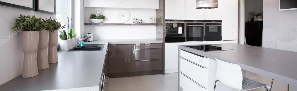 Decorazioni in cucina — Foto Stock © photographee.eu #73403053