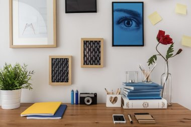 Creative designed desk
