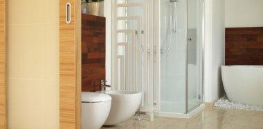 Luxourious en suite bathroom