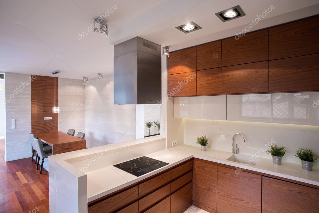 Moderne ingerichte keuken u stockfoto photographee eu