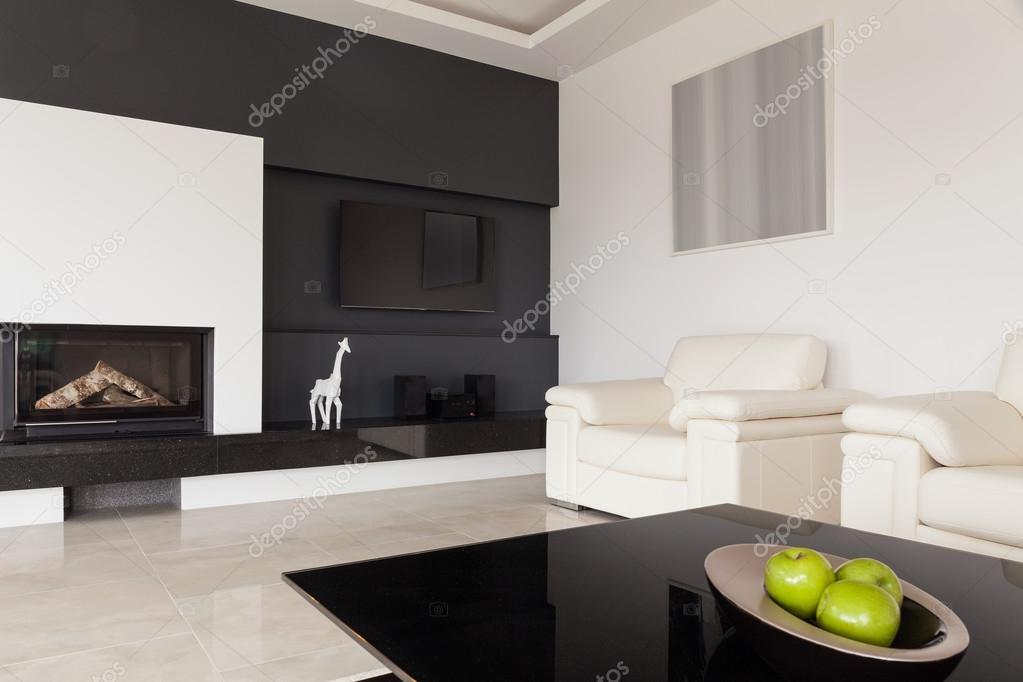 fekete-fehér nappali — Stock Fotó © photographee.eu #77036855