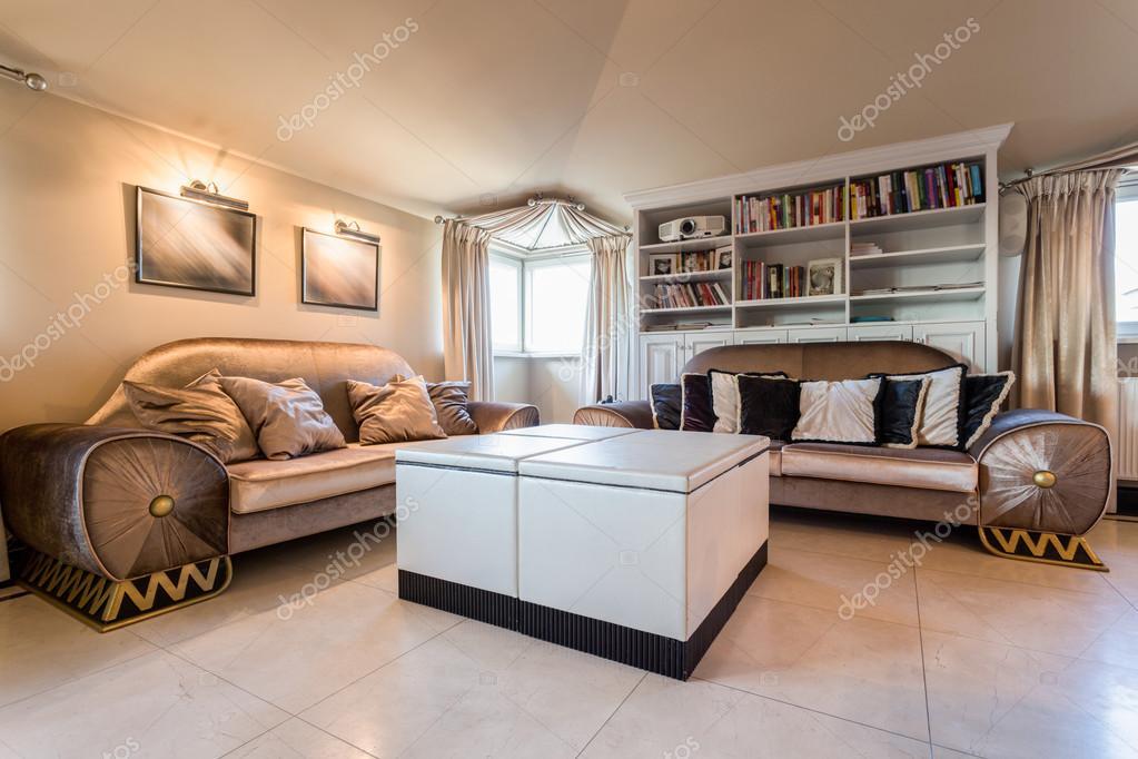Hervorragende Wohnzimmer Im Barockstil Stockfoto C Photographee Eu