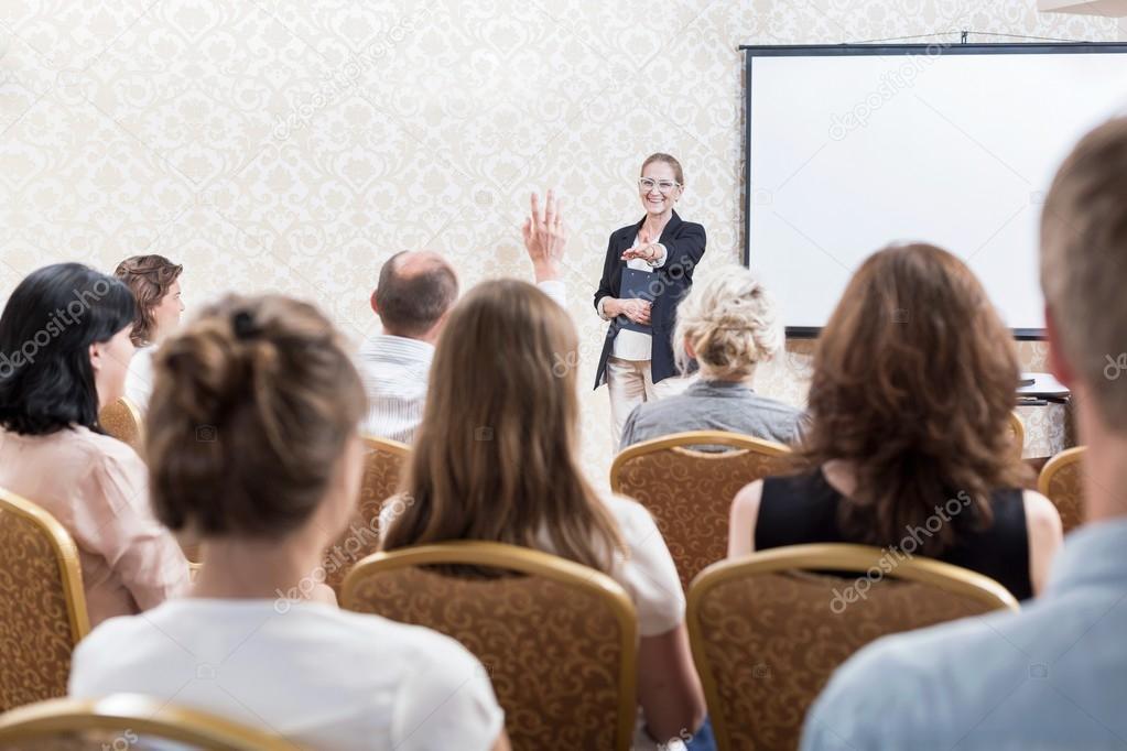 Professional training seminar