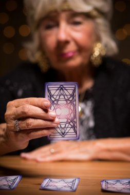 Tarot cards are a guide