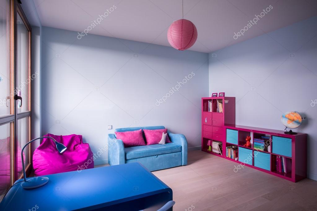 Slaapkamer voor meisje u stockfoto photographee eu