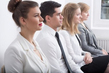 Corporation interview candidates