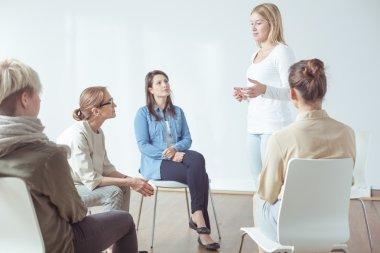 Meeting for modern active women