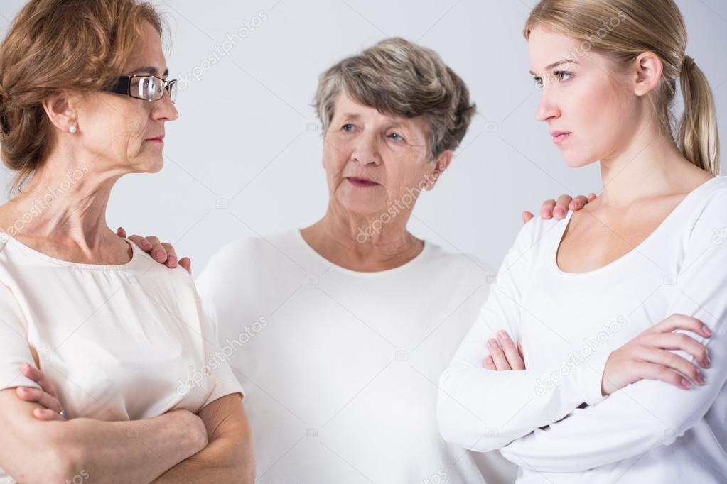 the conflicts between mother and daughter The mother-daughter relationship lays the foundation for key life skills but it's often fraught with conflict here's how to do it right.