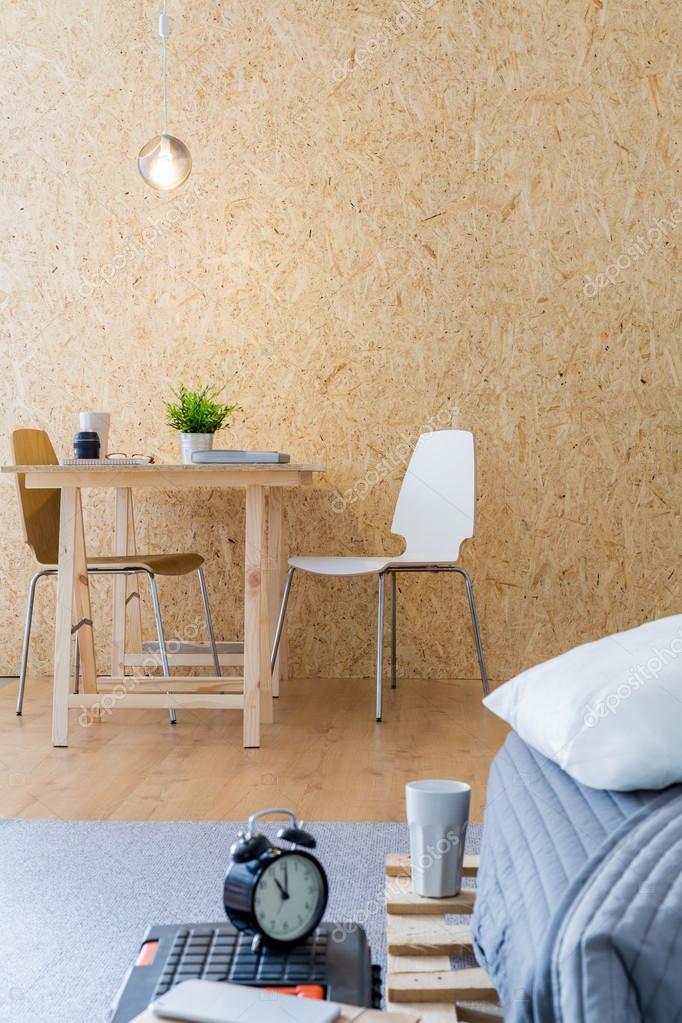 Hervorragend Bild Des Modernen Schlafzimmer Für Jungen Mann U2014 Foto Von Photographee.eu
