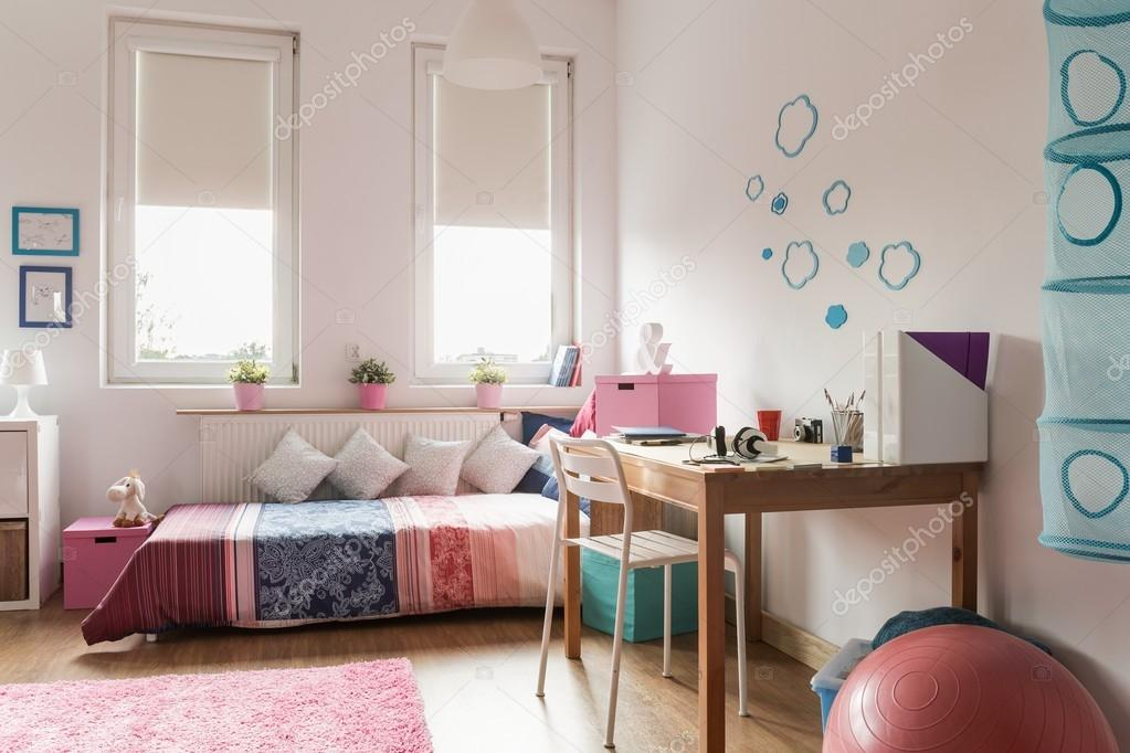 Homely teen room stock photo 89037216 for Jugendzimmer young users
