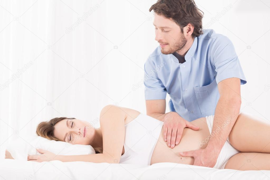 massage när man är gravid