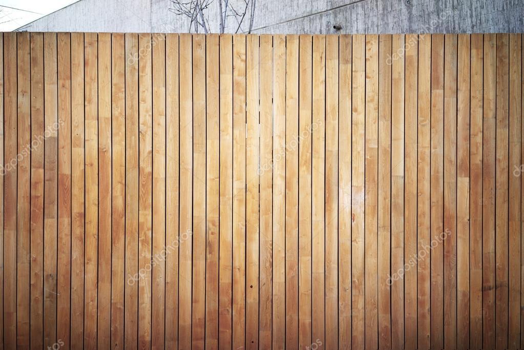 Pareti Di Legno Per Esterni : Altamente dettagliate e muro in legno vuoto allesterno. parete