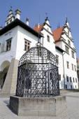 Fotografie Levoča, Slovensko: Klec hanby