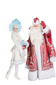 Russian Christmas characters