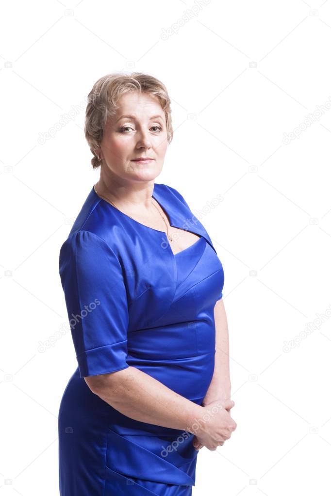 klänningar för medelålders kvinnor