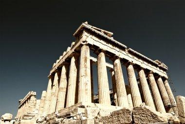 Acropolis, Parthenon Athena, Greece