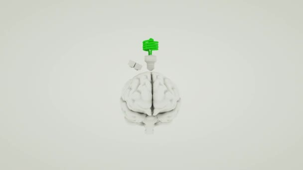 Geschäftsidee, Gehirn, Idee