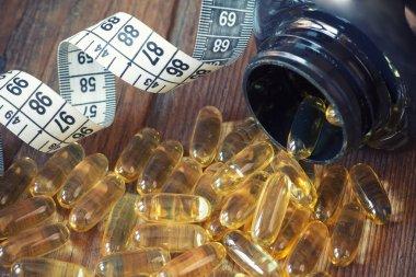 omega 3 gel capsules