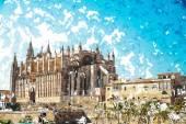 palma de Mallorca katedrális