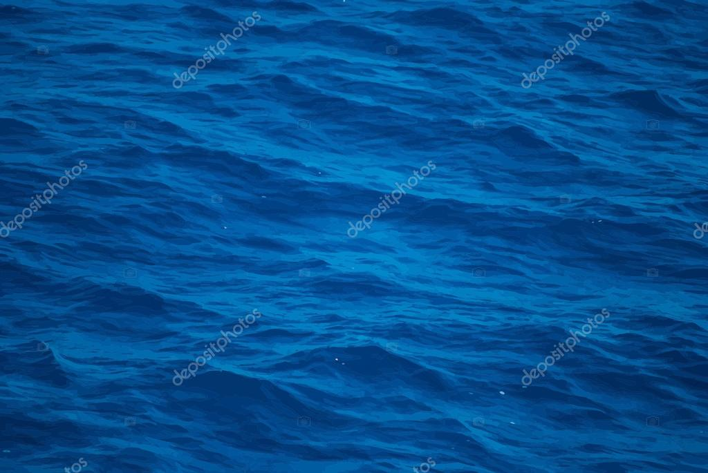 vector realistic water texture