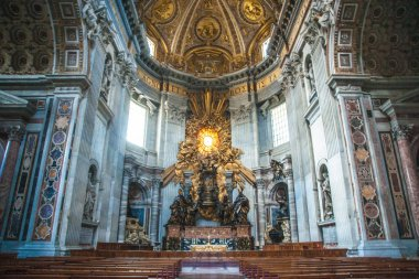 St. Peters Basilica.