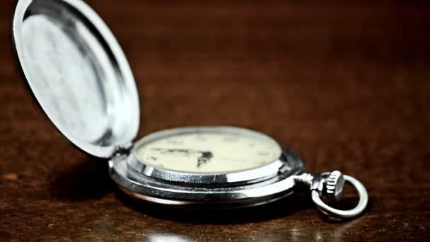 kapesní hodinky. Vintage artefakt