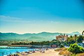 Pohled z pláže Palma de Mallorca