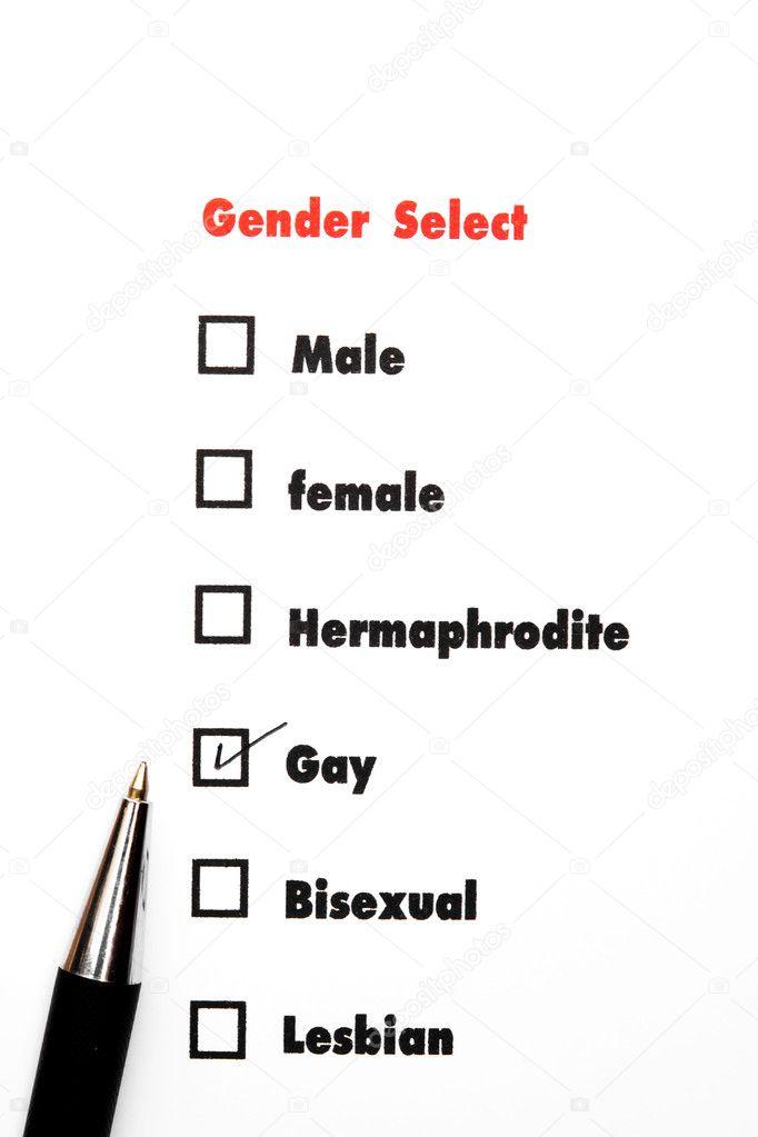Έννοια του γκέι σεξ