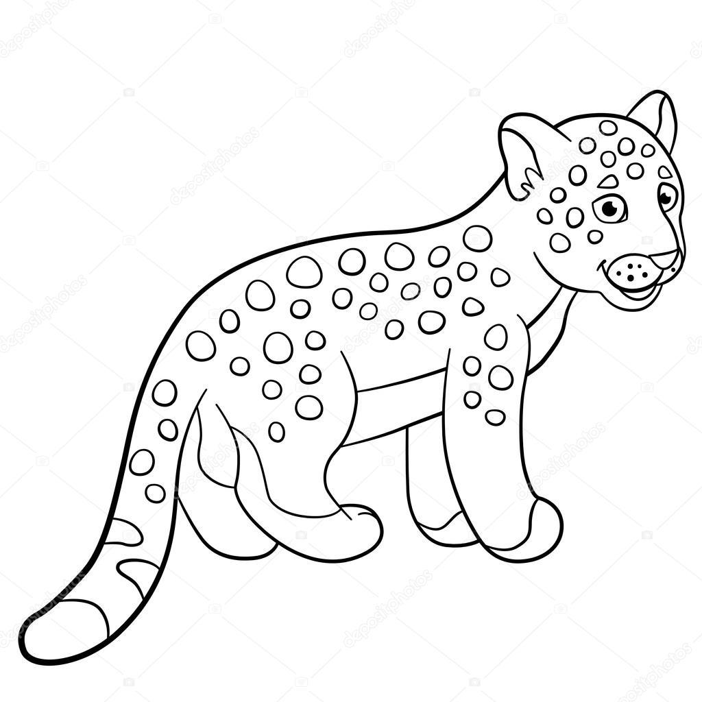 Dibujos Dibujo Jaguar Dibujos Para Colorear Sonrisas De Jaguar