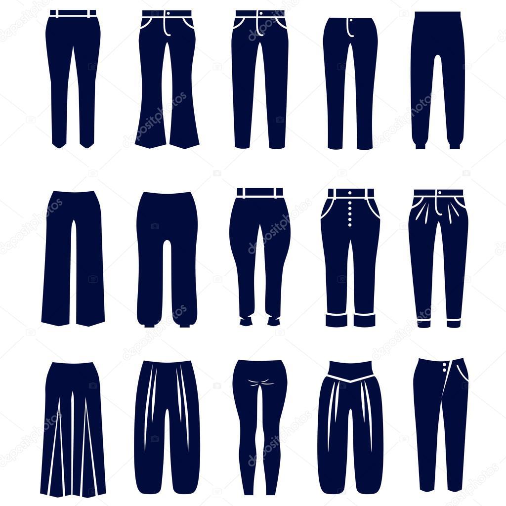 vrouwen broeken