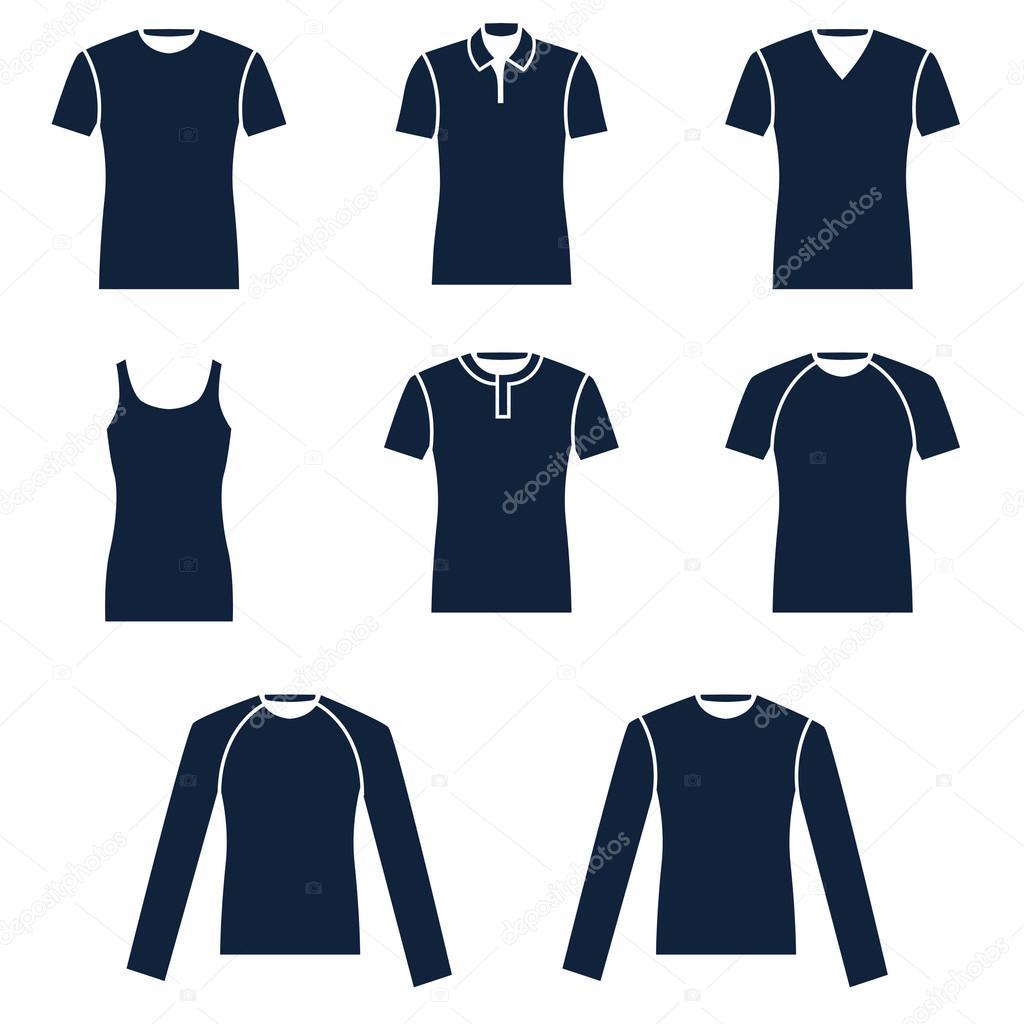 Tipos Diferentes Imágenes — Camisetas Archivo Hombres De rxoWeCdB