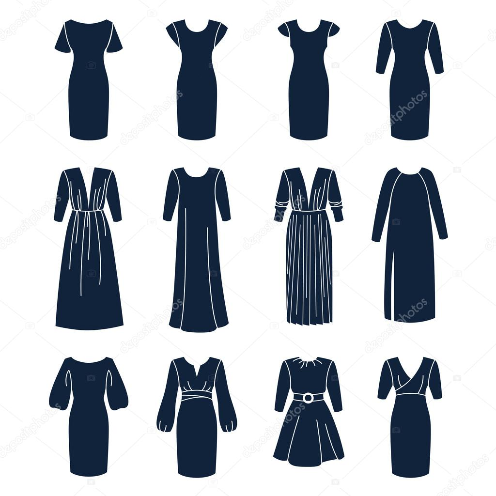 Dress sleeve types