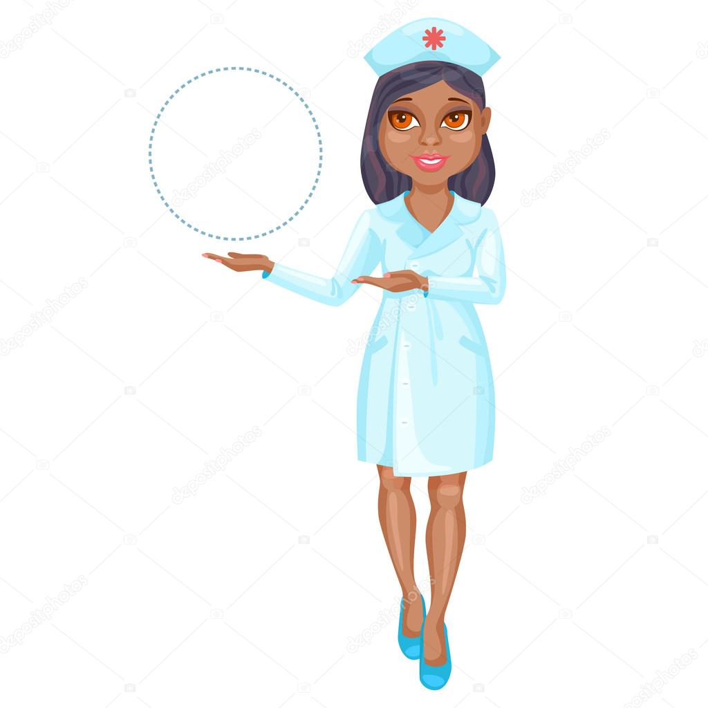ᐈ Black Nurse Cartoon Stock Images Royalty Free African American Nurse Illustrations Download On Depositphotos