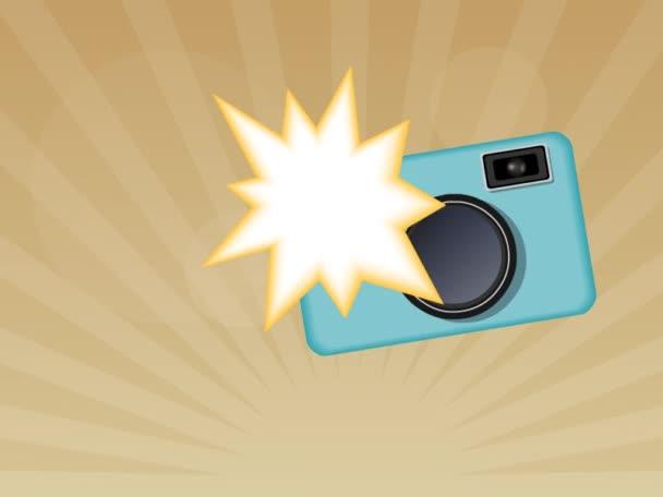 klip s fotoaparátem