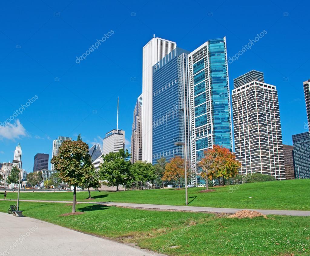 Chicago na severním pobřeží