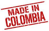 v Kolumbii razítko