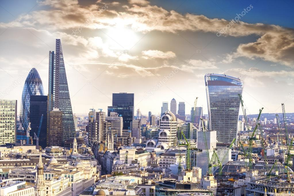 world londons financial district - HD 2880×1923