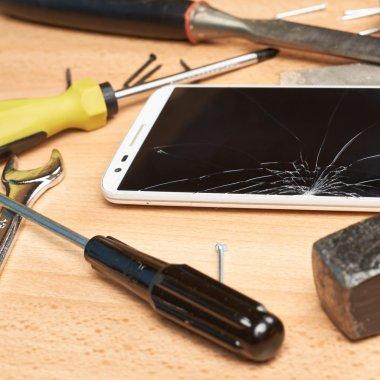 Repair mobile phone
