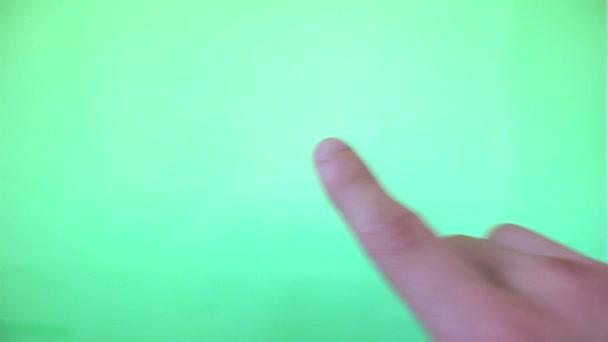 8 ruce dotyková gesta