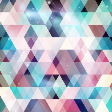 Geometry galaxy background , vector illustration