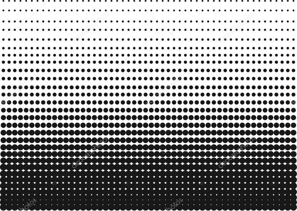 schwarz und wei halbton verlauf als hintergrund oder motiv zu pop art oder retro comics. Black Bedroom Furniture Sets. Home Design Ideas