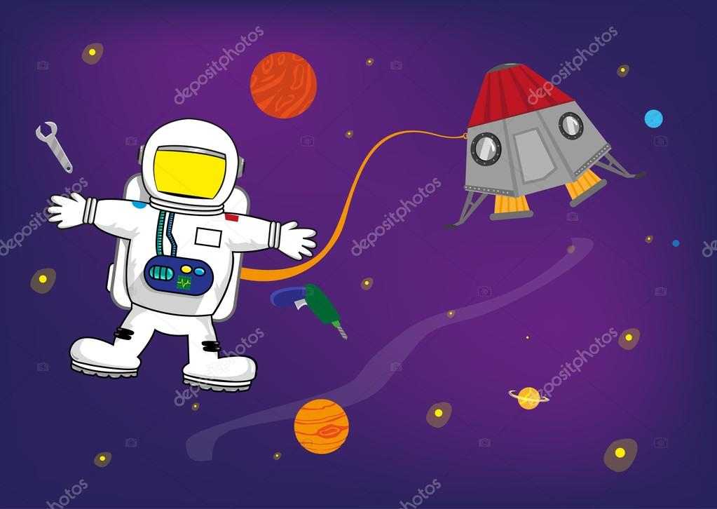 astronaut kid space - photo #27