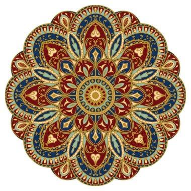 Ornate, eastern mandala.