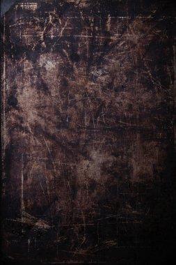 Scratched  dark  texture