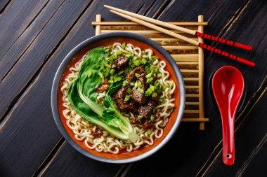 Miso Ramen Asian noodles