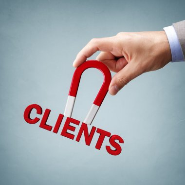 Magnet Attracting new clients