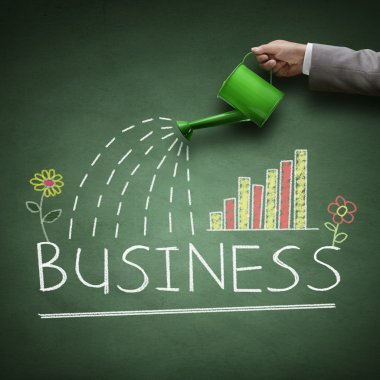 concept for business growth