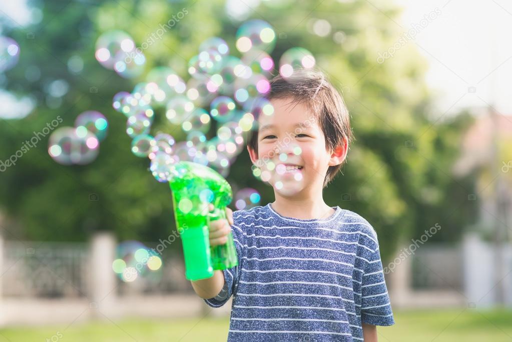Asian nubble bubble