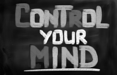 Control Your Mind Concept