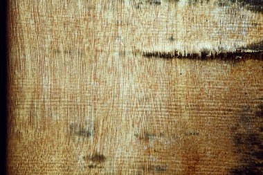 Old Wood material background for Vintage wallpaper stock vector